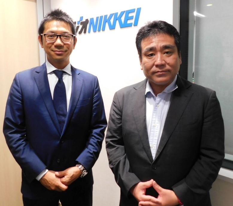 当社代表・川合がラジオNIKKEI 「この企業に注目!相場の福の神」にゲスト出演しました