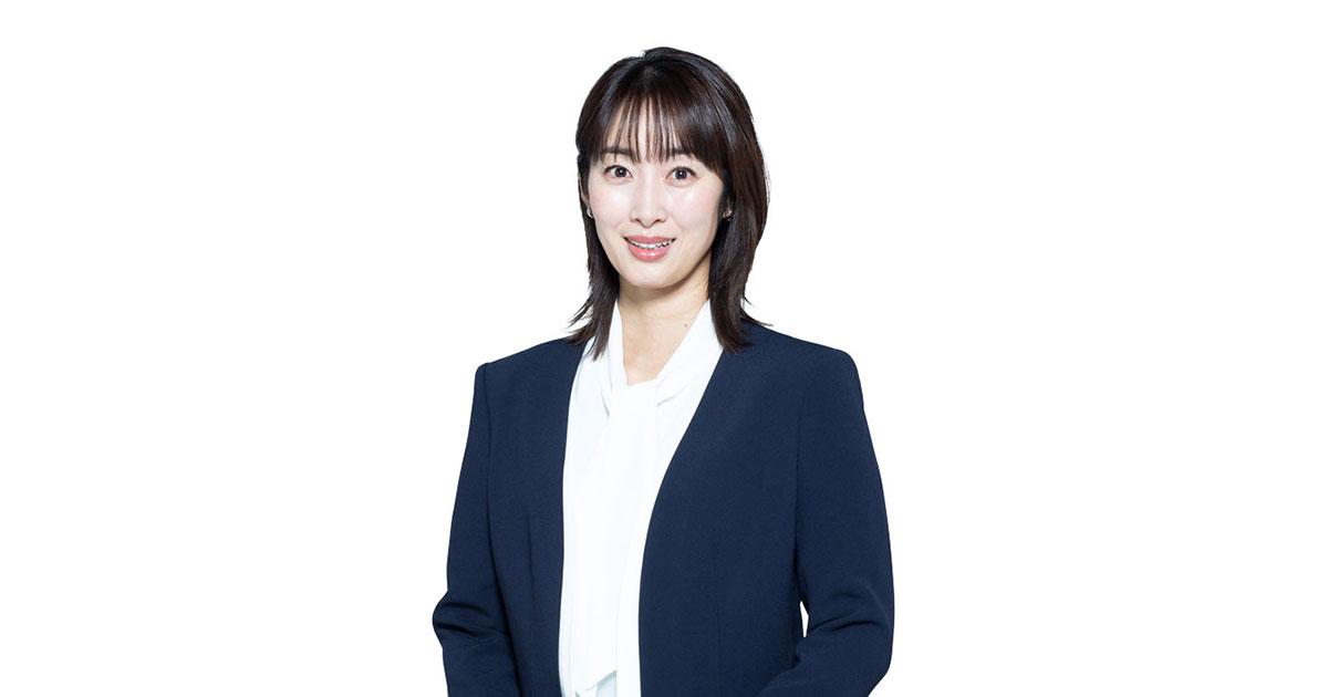 坂下千里子さん、リビン・テクノロジーズの 新イメージキャラクターに就任!